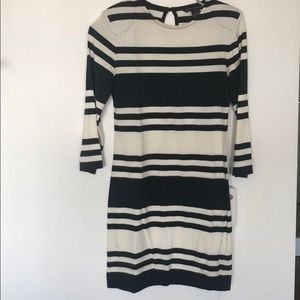 Striped French Connection Dress